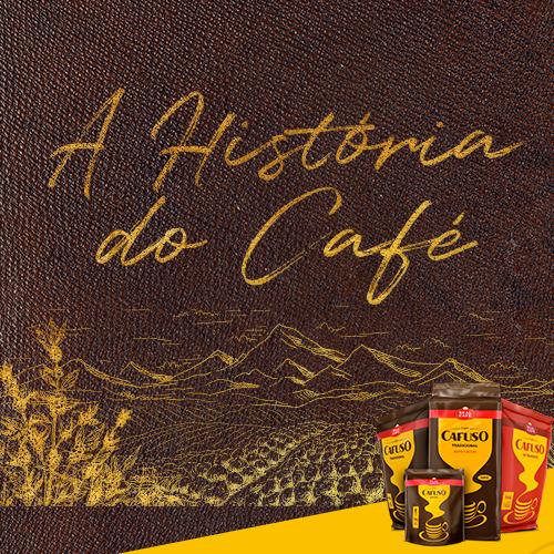 historia do café