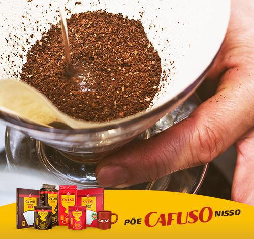 Maneira mais saudável de fazer café