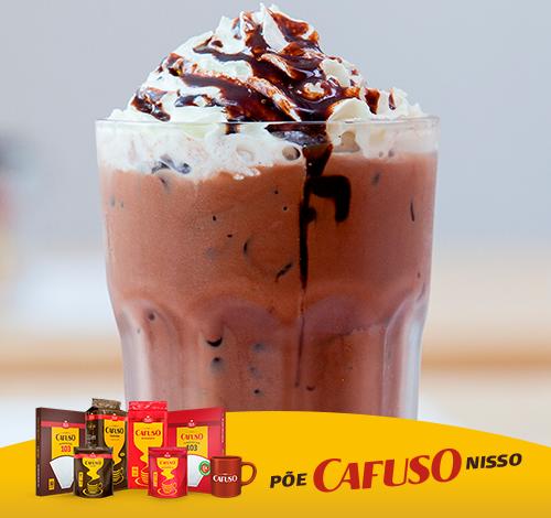 como fazer milkshake de cafe