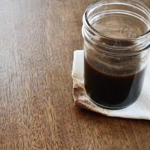 como tirar arranhões de móveis de madeira com café - depois